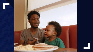 Tennessee comedian, son, bring gibberish-filled chat to Denny's ad