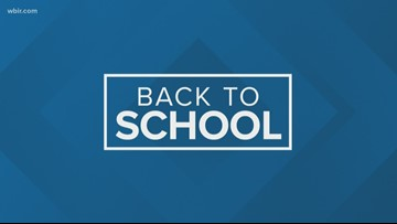 Back to School 2019: Here's the first day of school for East Tennessee students