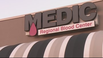 MEDIC Regional Blood Center and Knoxville Ice Bears to hold blood drive this week