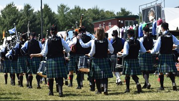 Visit the Highlands at the Smoky Mountain Scottish Festival & Games