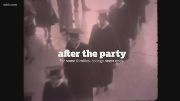 After the party: student debt crisis