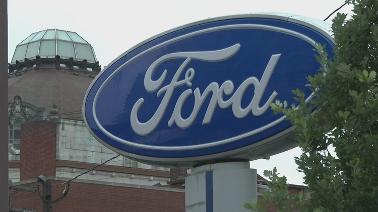 Ford truck shortage
