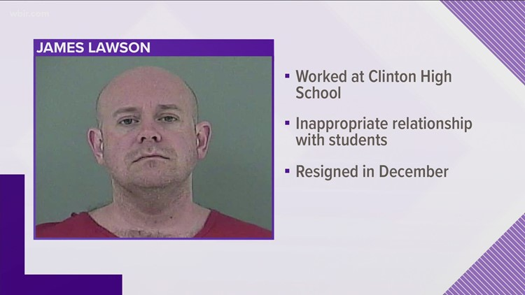 Clinton High SRO charged with solicitation