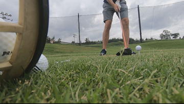 'Golf does mirror life' - Walt Chapman's journey with the game
