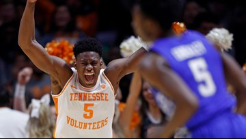 'The Admiral': Admiral Schofield highlights his career at UT with The Players' Tribune