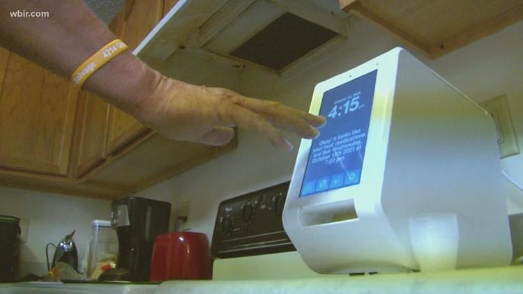 Sertoma Center implements telecaregiving in man's home