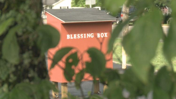 Blessing Box in Oak Ridge