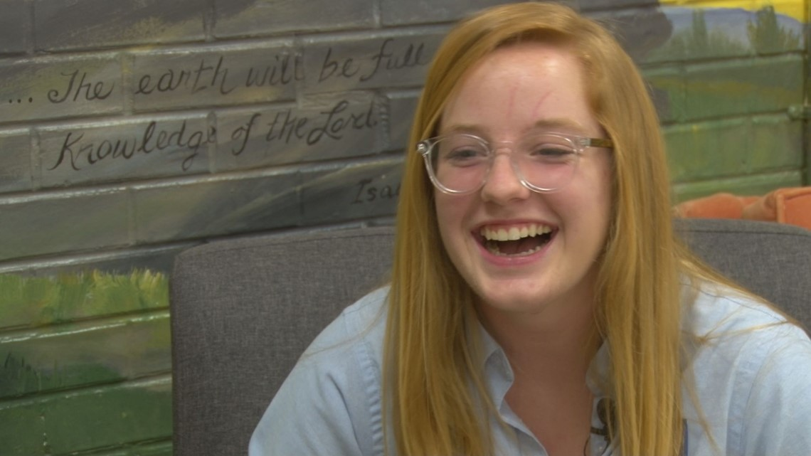 10 Rising Hearts: Teen turns a personal tragedy into an opportunity to spread joy
