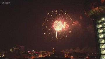 City of Sevierville reminds people about firework rules