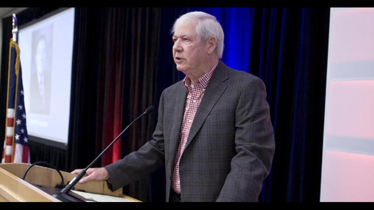 Retired Knox County prosecutor Bill Crabtree
