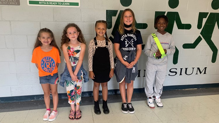 Run, Ritta, run! Elementary students prepare for race weekend ahead of Covenant Health Knoxville Marathon