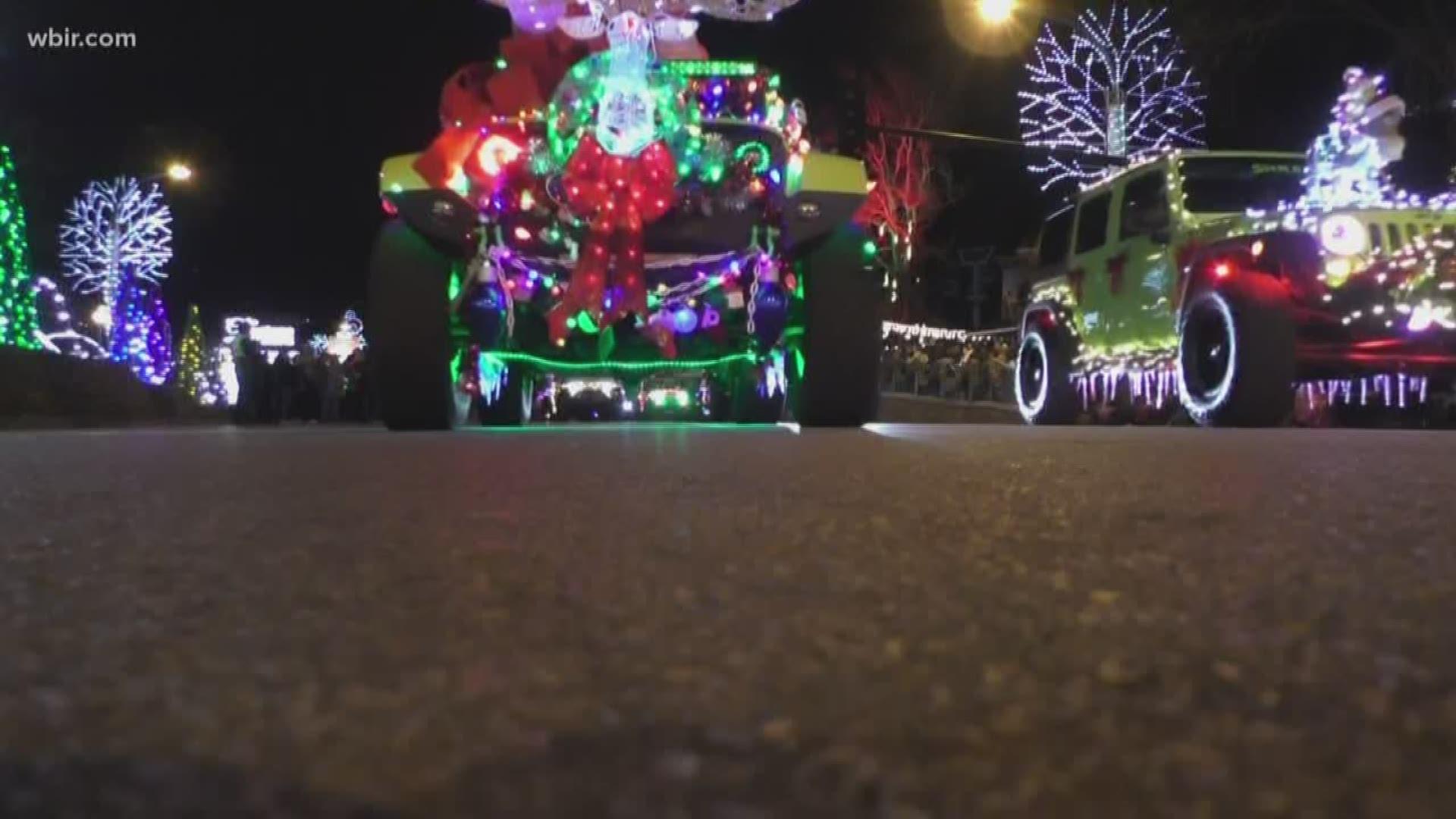 Morristown, Tn Christmas Parade 2021 Gatlinburg Christmas Parade Canceled Weather Blamed Wbir Com