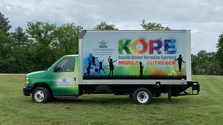 KORE Mobile Outreach