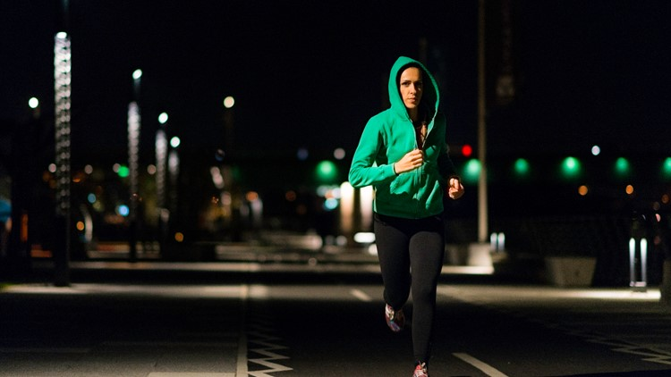 Safety while running