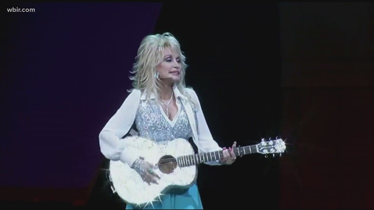 Tennessee legislature pushes for Dolly Parton's 'Amazing Grace' to be the state hymn