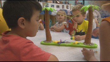 'It's an honor, it really is' | Farragut preschoolers chosen to be toy testers during nationwide test