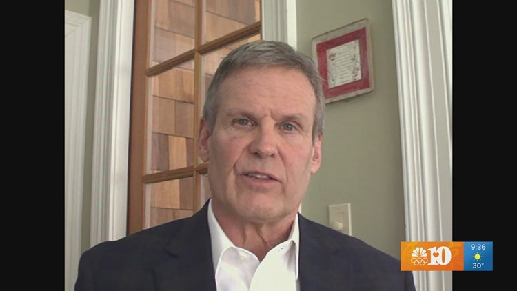 Inside Tennessee: Sitting down with Governor Bill Lee (Part 1)