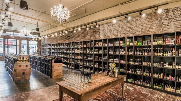 Corks Wine and Spirits