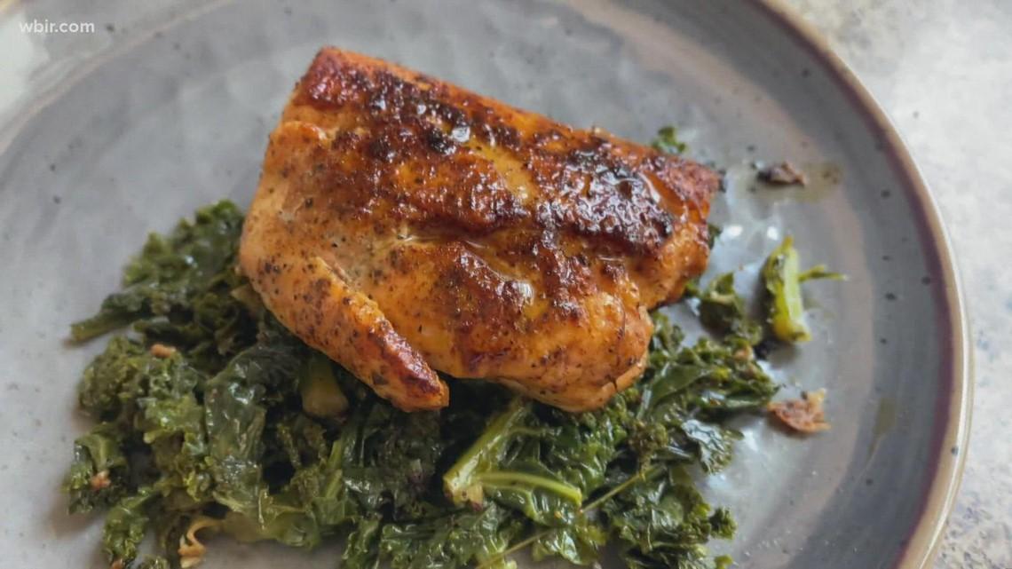 Creole Salmon
