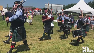Smoky Mountains Scottish Festival and Games