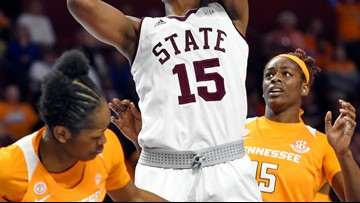 Lady Vols fall to No. 1 seed Mississippi State, 83-68