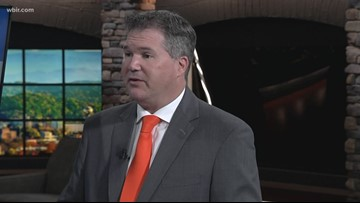 Know Your Rep: Knox County At-Large Commissioner Larsen Jay