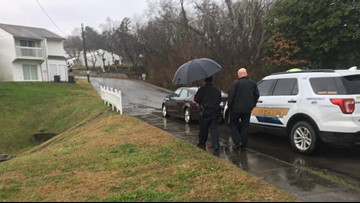 KCSO investigates KPD officer-involved shooting in North Knoxville