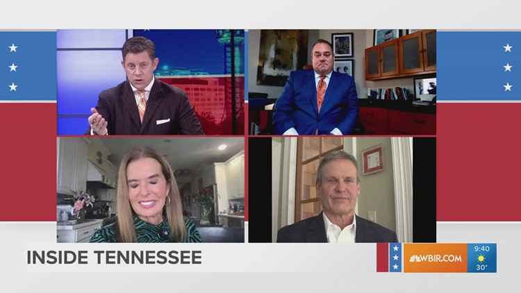 Inside Tennessee: Gov. Bill Lee (Part 2)