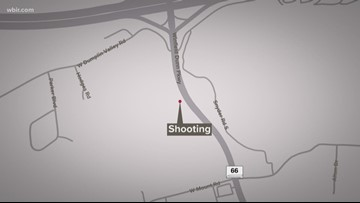 Sevierville police: Man wounded in Kodak shooting