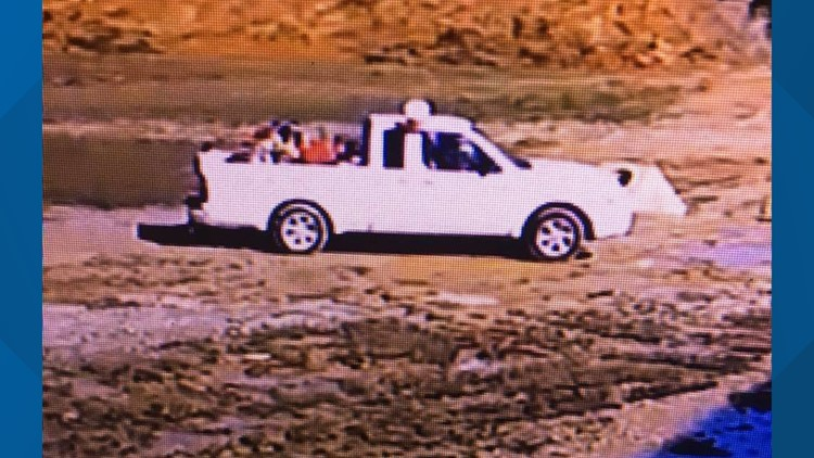 LCSO looking for truck