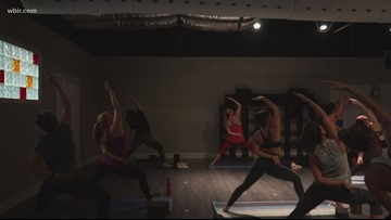 10 Gets Toasty: Real Hot Yoga