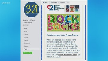 World Down Syndrome Day Saturday March 21