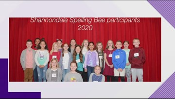 Congrats to the Shannondale Spelling Bee contestants