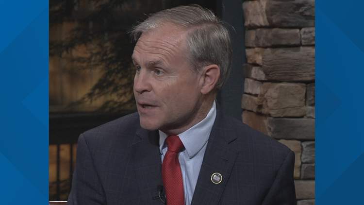 Tennessee House lawmaker Bill Dunn of Knoxville