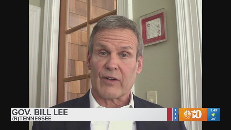 Inside Tennessee: Gov. Bill Lee (Part 3)