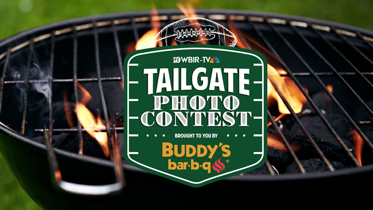 Enter to Win Buddy's BBQ Tailgate Photo Contest