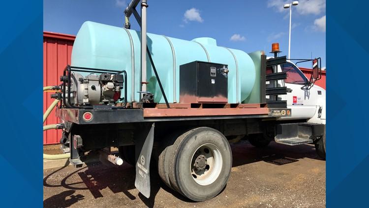 TDOT Salt Brine Truck