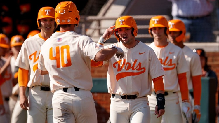 Tennessee baseball announces 2021 schedule