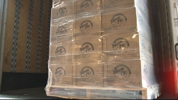 Knox County Mayor Jacobs received a whole pallet of MoonPies. Here's what he plans to do with all 974 pounds of them