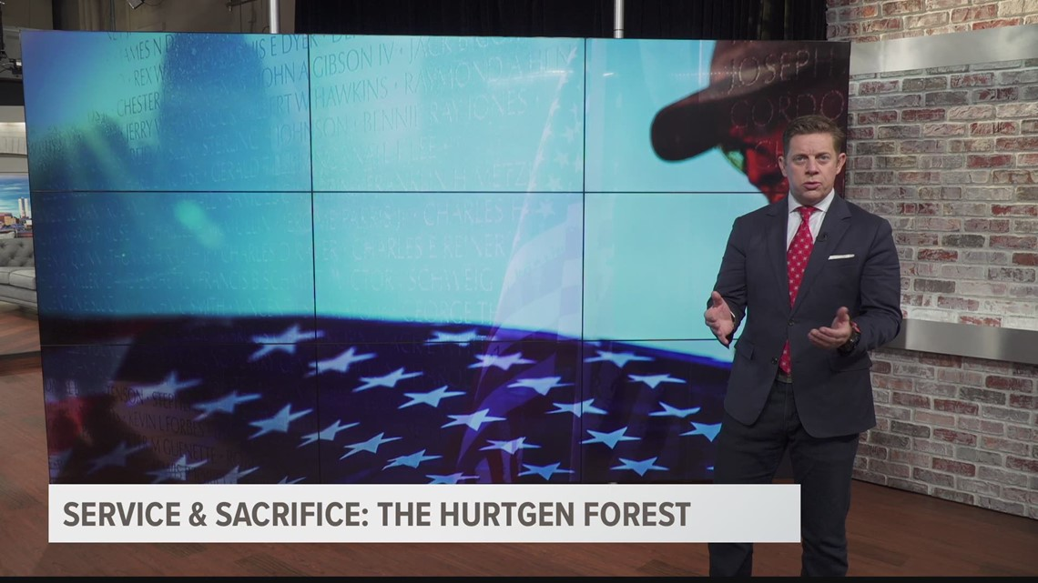 """Service & Sacrifice: """"Hugging trees"""" to survive"""