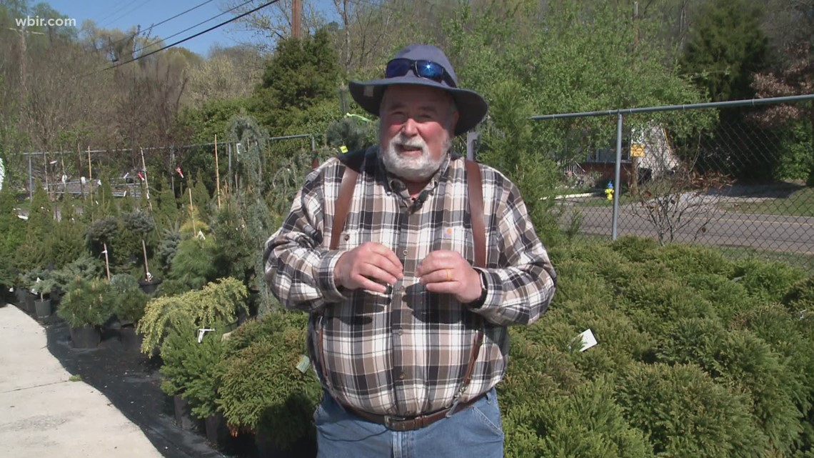 Neal's advice for spring planting