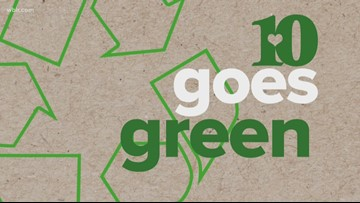 10 Goes Green: Recycling in Knoxville
