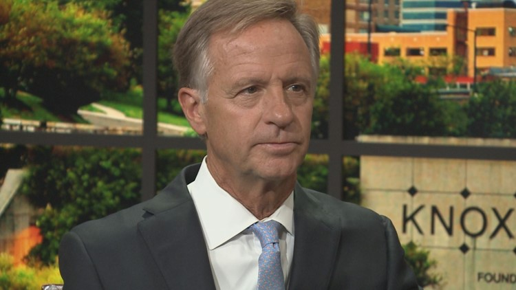 Bill Haslam, who served two terms as Tennessee governor