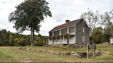 Abandoned Places: Stonecipher-Kelly House