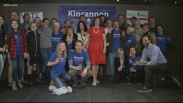 Knoxville elects Indya Kincannon as next mayor