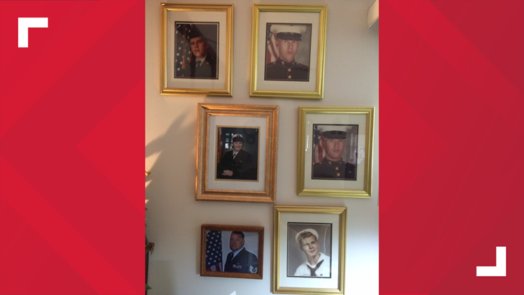 Brown Family Veterans