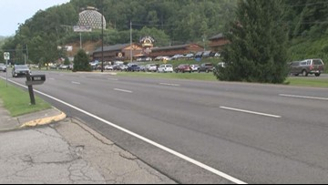 Pigeon Forge asks for public input to improve safety on the Parkway