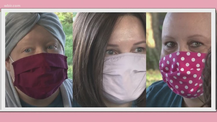 Strangers share common bond in breast cancer diagnosis during pandemic