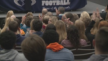 Farragut Signing Day Ceremony 2020
