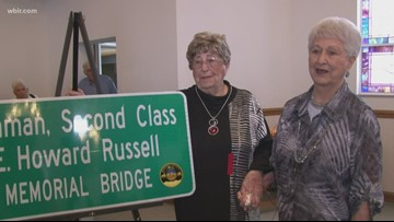 Maryville bridge dedicated to WWII veteran who never returned